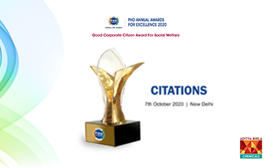 Indo Gulf Fertilisers awarded the 'Good Corporate Citizen for Social Welfare'