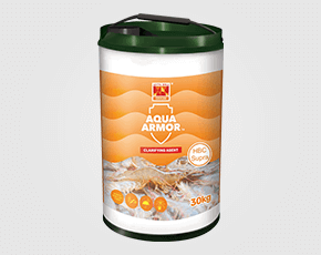 Aqua Armo HBC Supra Liquid Clarifying Agent for Water Treatment